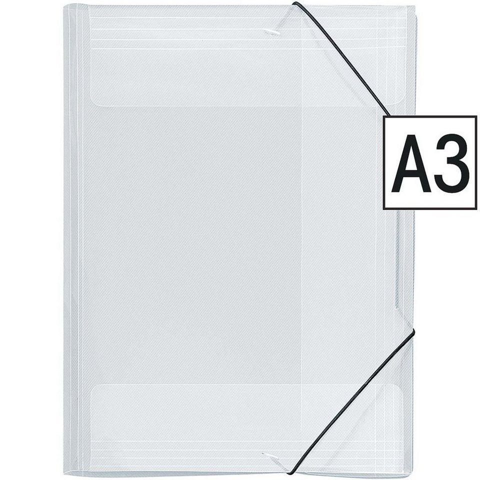 OTTO Office Standard Eckspannermappe in transparent