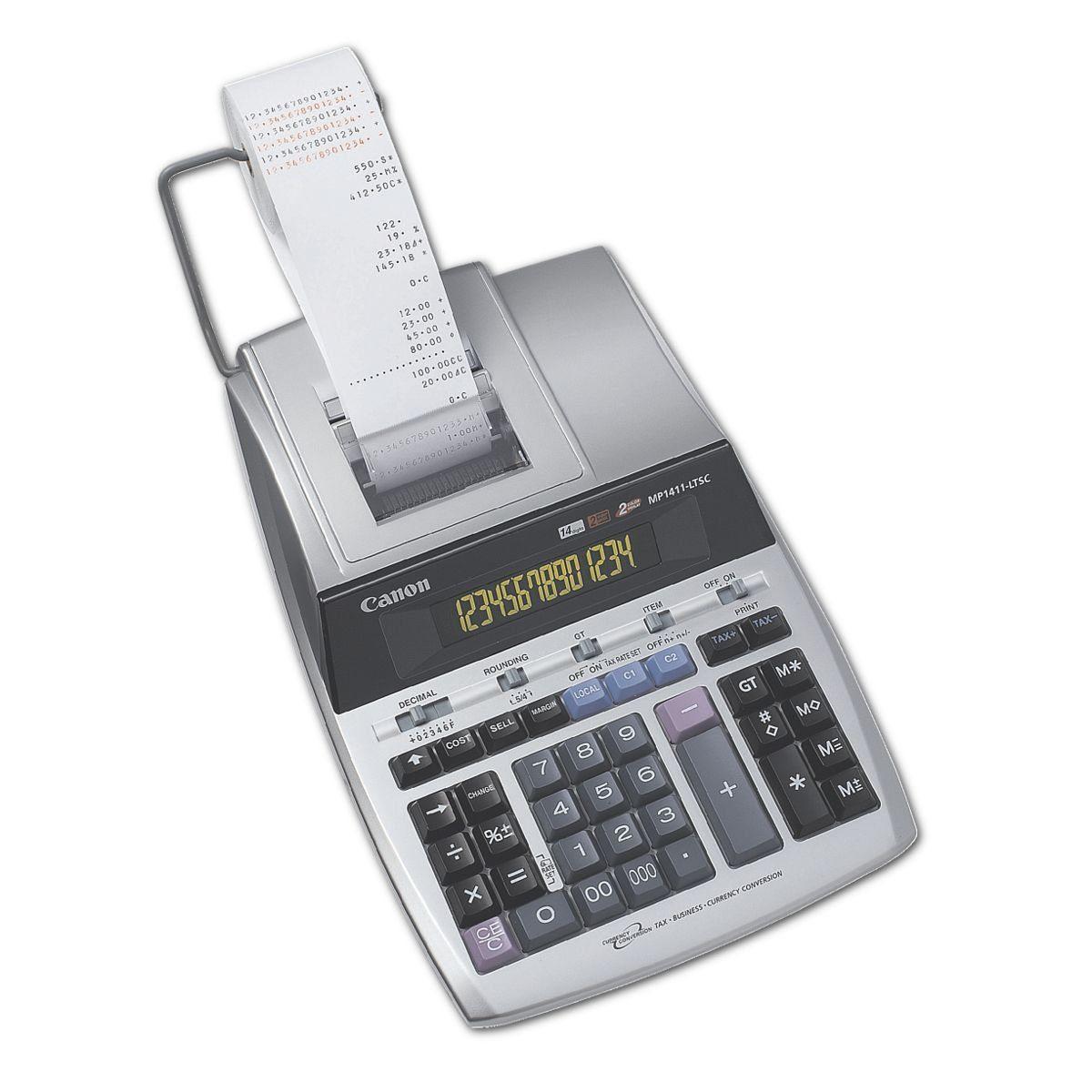 Canon Druckender Tischrechner »MP1411-LTSC«