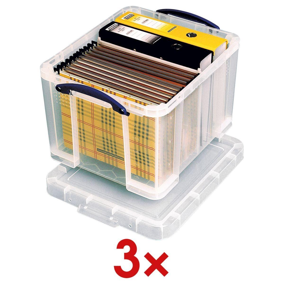Really Useful Box 3x Ablagebox