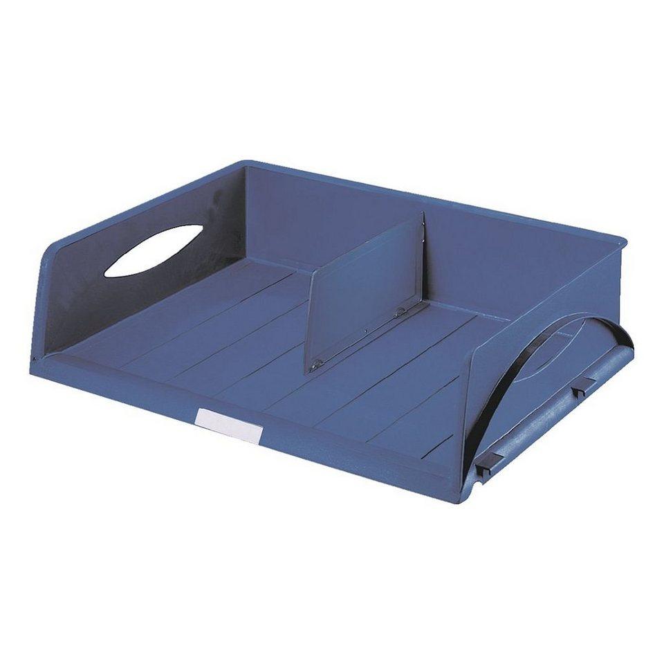 Leitz 6er-Pack Briefkörbe »Sorty Jumbo« in blau