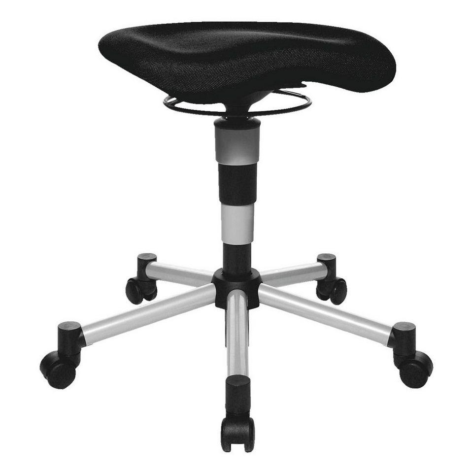 Topstar Sitzhocker »Balance 20« in schwarz