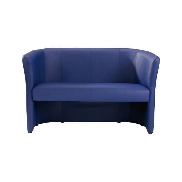 Nowy Styl Clubsofa in blau