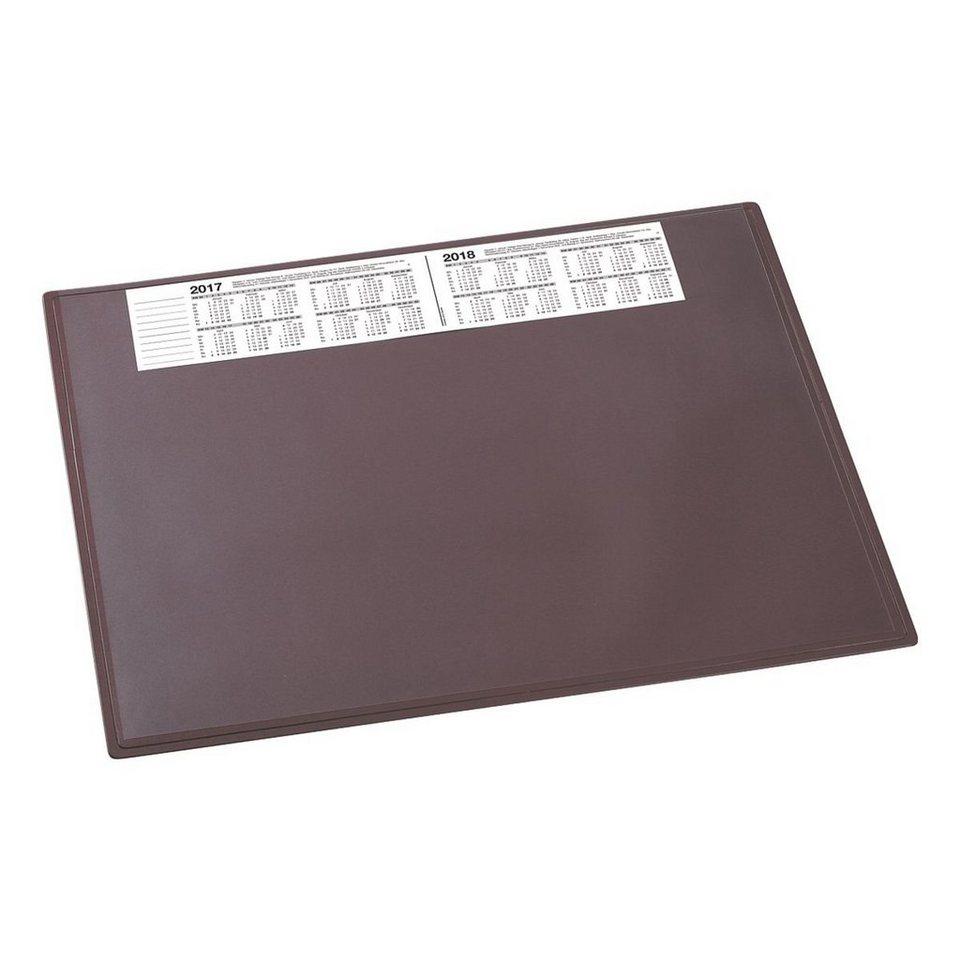 OTTO Office Standard Schreibunterlage »Vollsichtplatte« in bordeaux