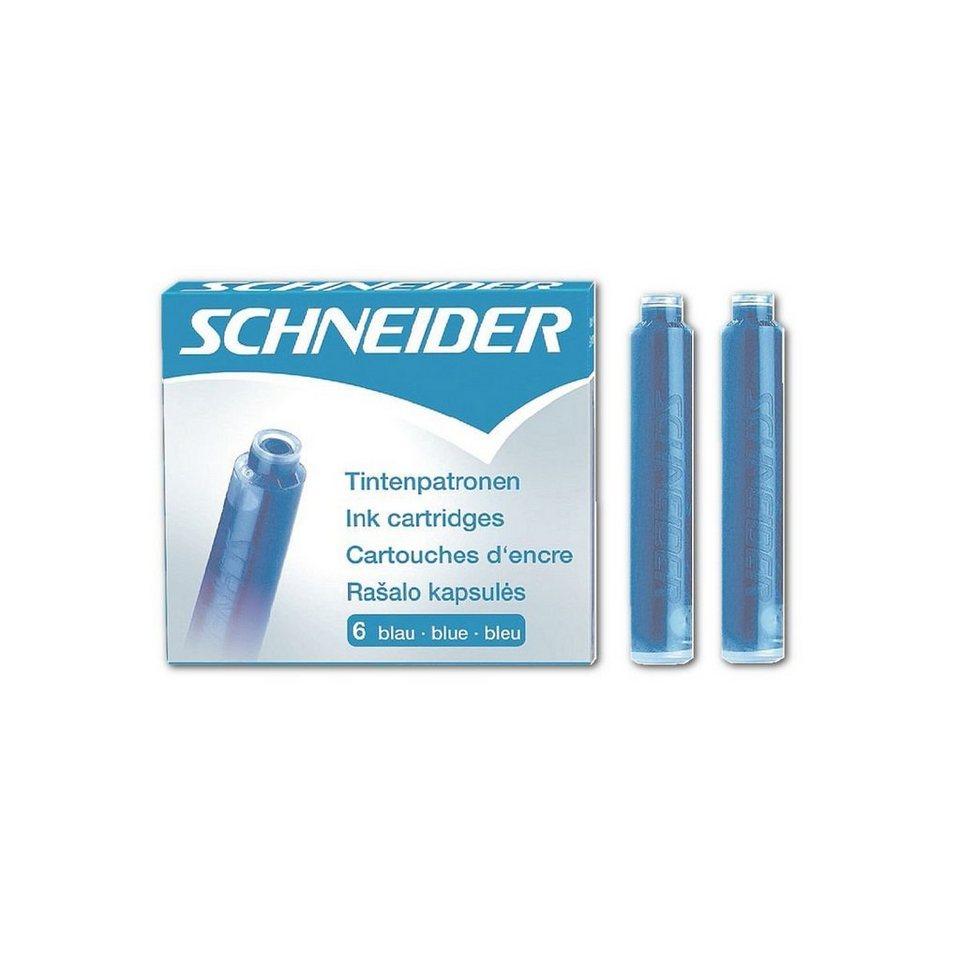 Schneider Tintenpatronen »6603« in blau