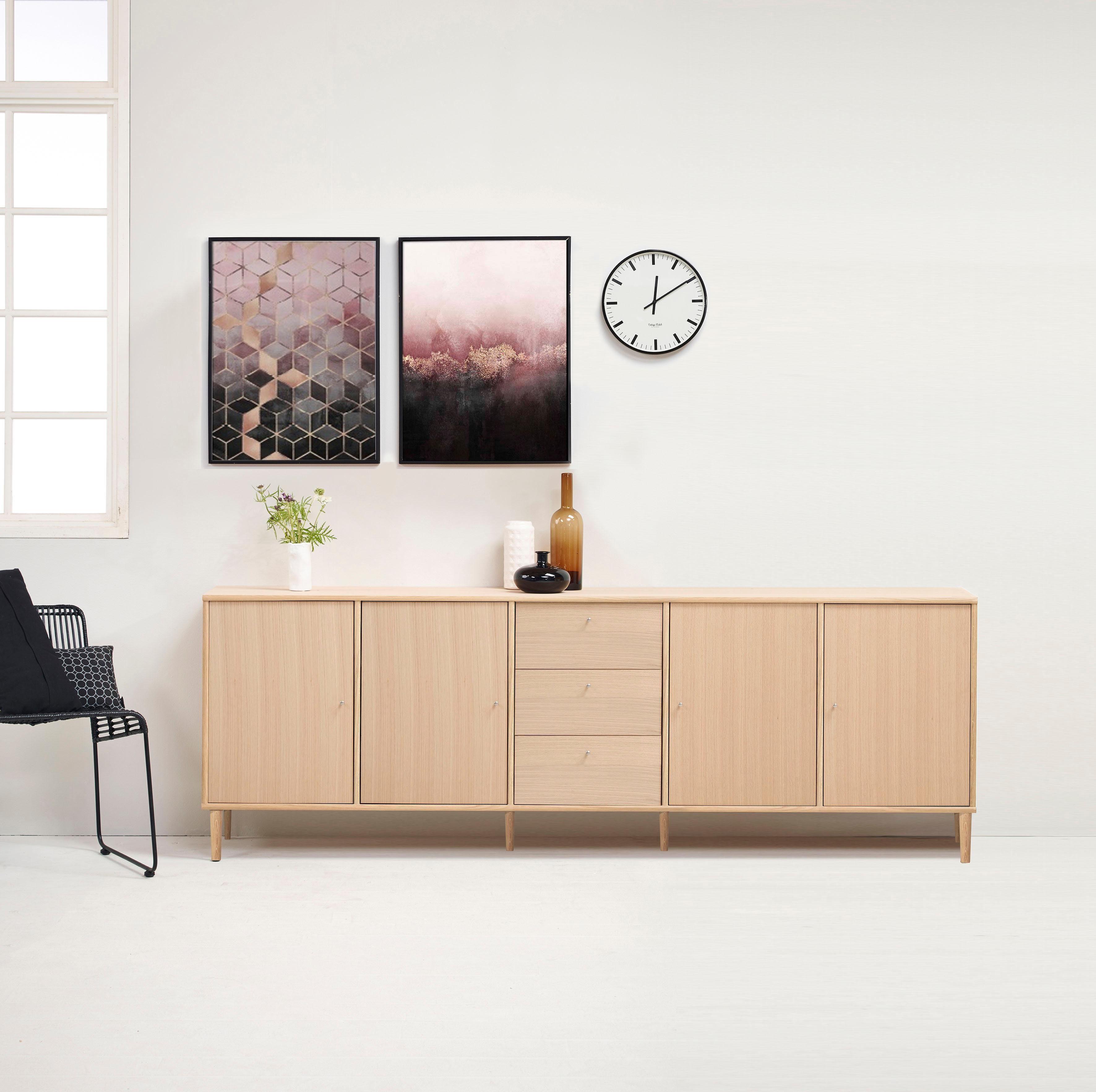 hammel Sideboard »MISTRAL«, mit 3 Schubladen, Breite 220 cm online kaufen   OTTO