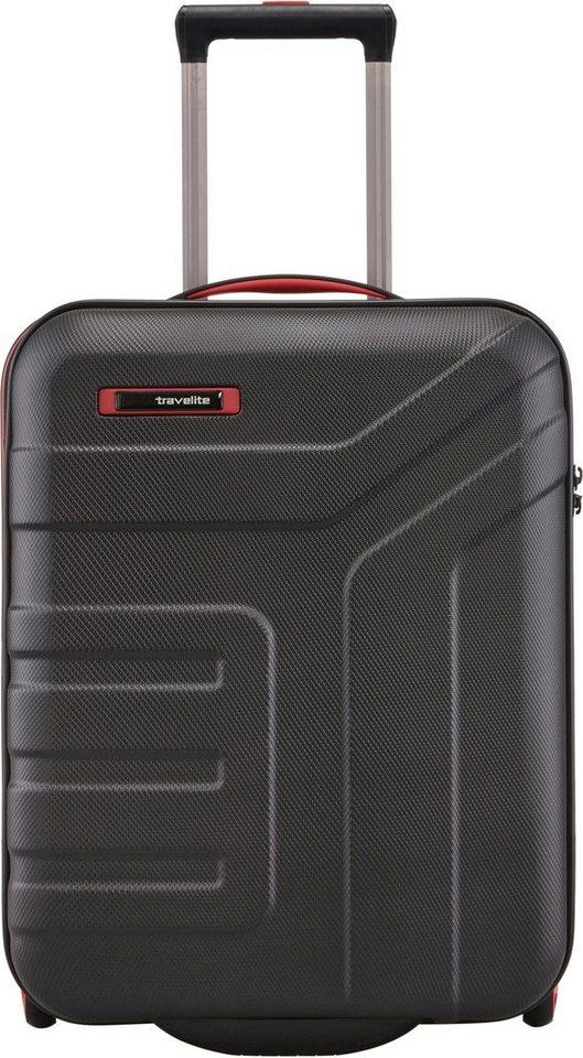 travelite hartschalen trolley vector 55 cm 2 rollen. Black Bedroom Furniture Sets. Home Design Ideas