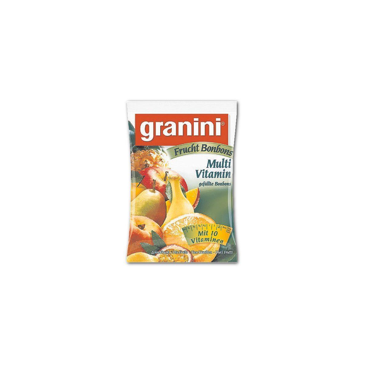 Fruchtbonbons »Granini Multivitamin«