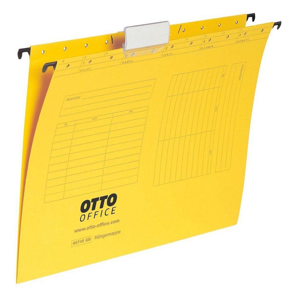OTTO Office Standard Hängemappen in gelb