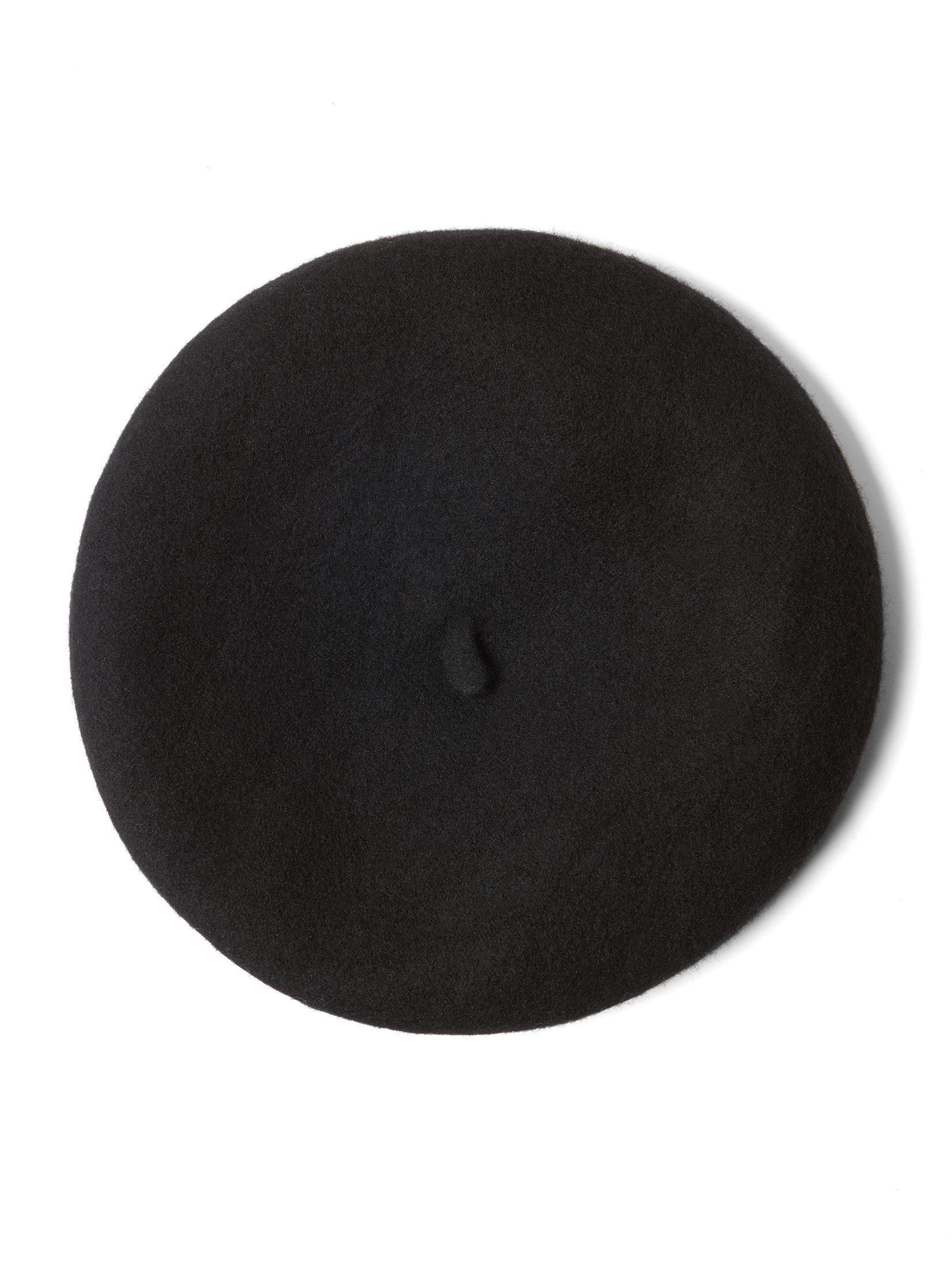 Tom Tailor Strickmütze »Beret aus Wolle«