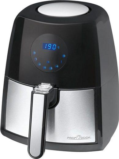 ProfiCook Heissluftfritteuse PC-FR 1147 H, 1500 W, Fassungsvermögen 0,5 kg