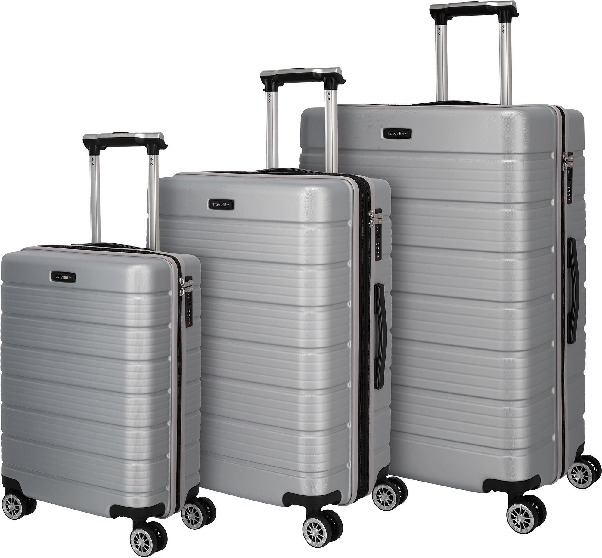 Business Online Travelite Set 4 Rollen3 Hartschalentrolley Mit tlg»soho« Kaufen 5A43RjL