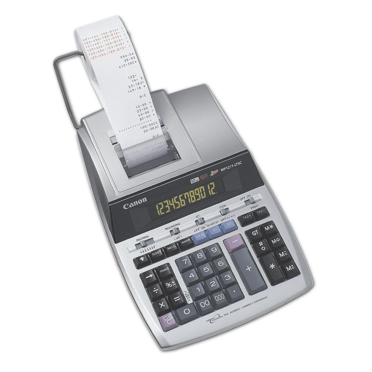 Canon Druckender Tischrechner »MP1211-LTSC«