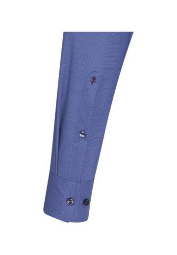 seidensticker Businesshemd »Tailored« Tailored Langarm Kentkragen Uni