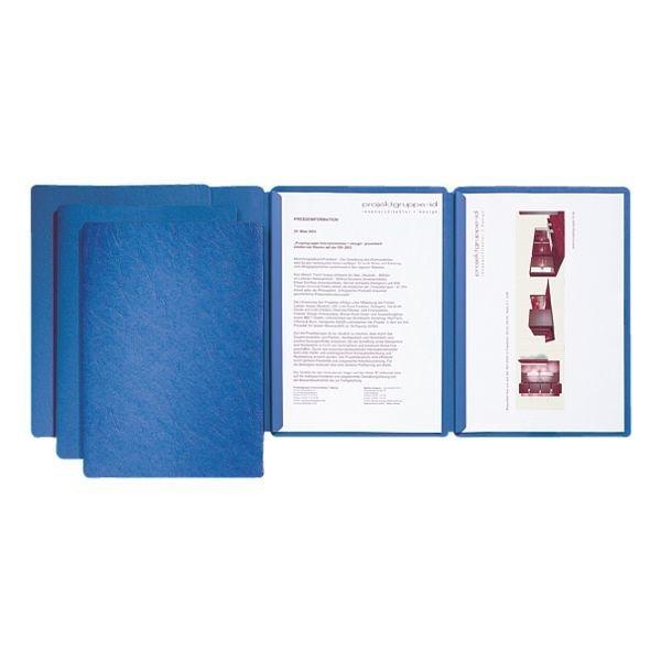 Pagna Präsentationsmappe in dunkelblau