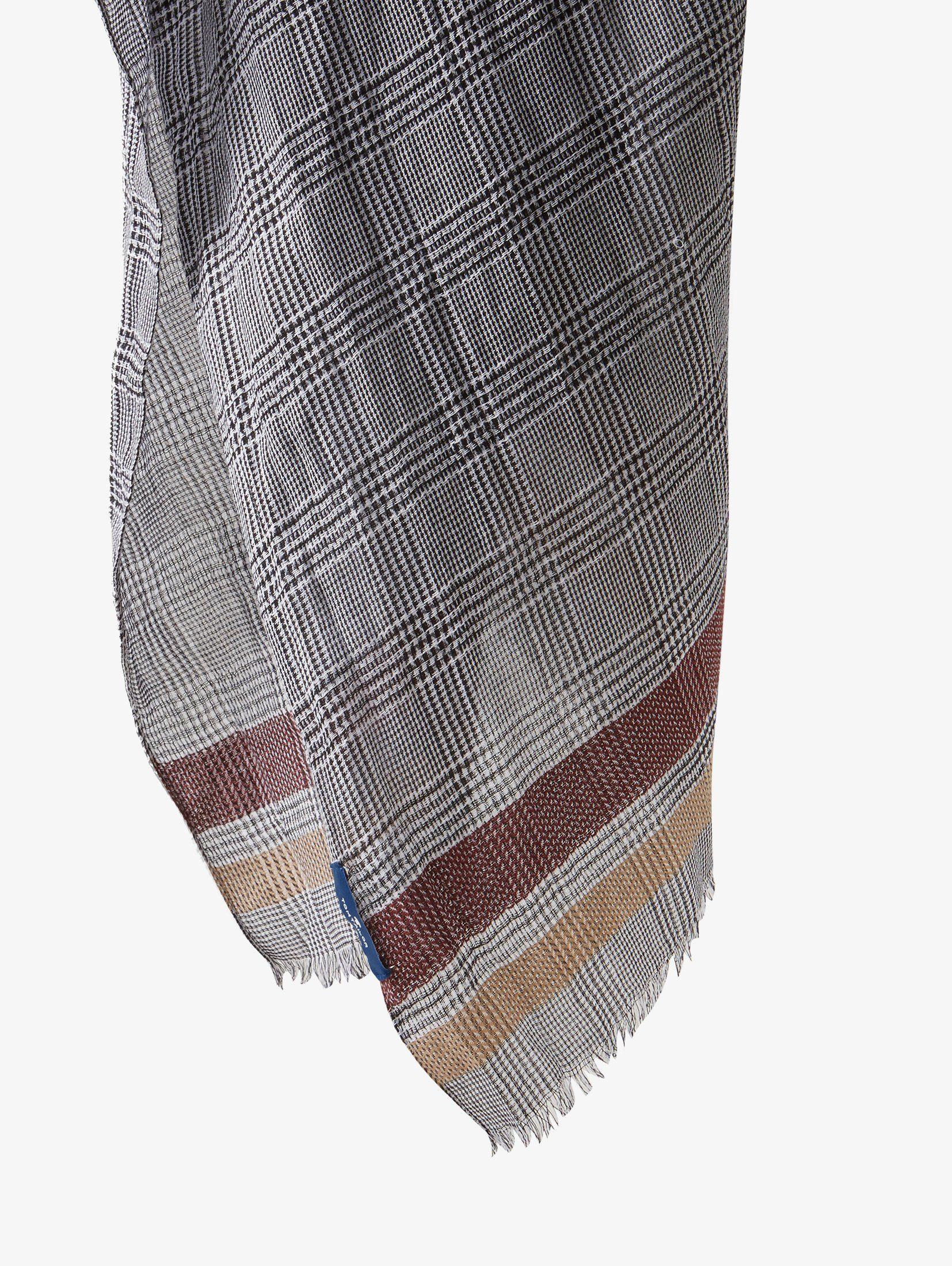 Tom Tailor Modeschal »Karierter Schal«