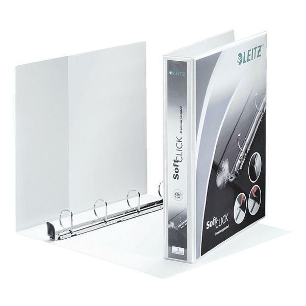 Leitz Präsentationsringbuch in weiß