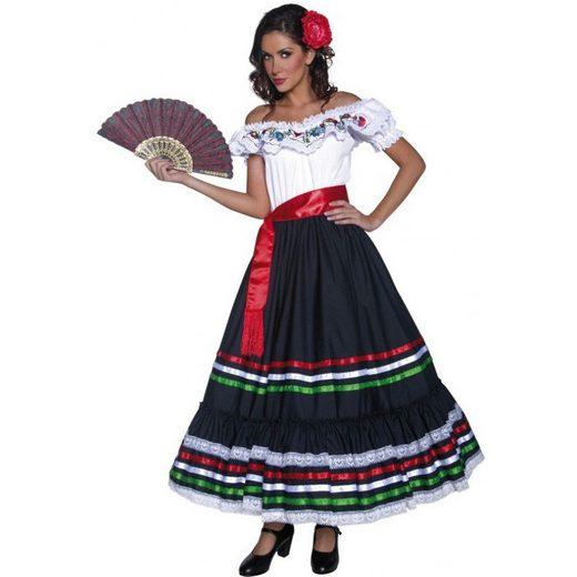 Sexy Senorita Western Kostüm