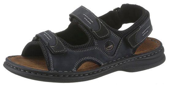 Josef Seibel »Franklin« Sandale mit modischen Kontrastnähten