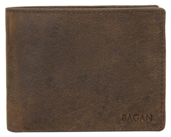 Bagan Geldbörse (1-tlg), 3fach klappbar
