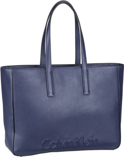 Large Calvin Shopper« Handtasche Klein »edge Cwg1q4H