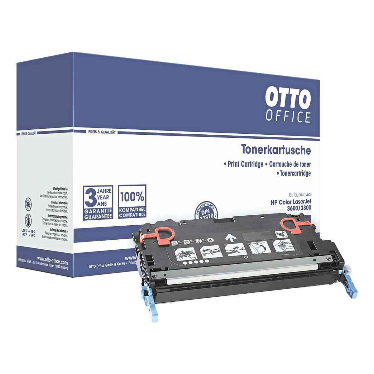OTTO Office Standard Tonerpatrone ersetzt HP »Q6470A« Nr. 501A