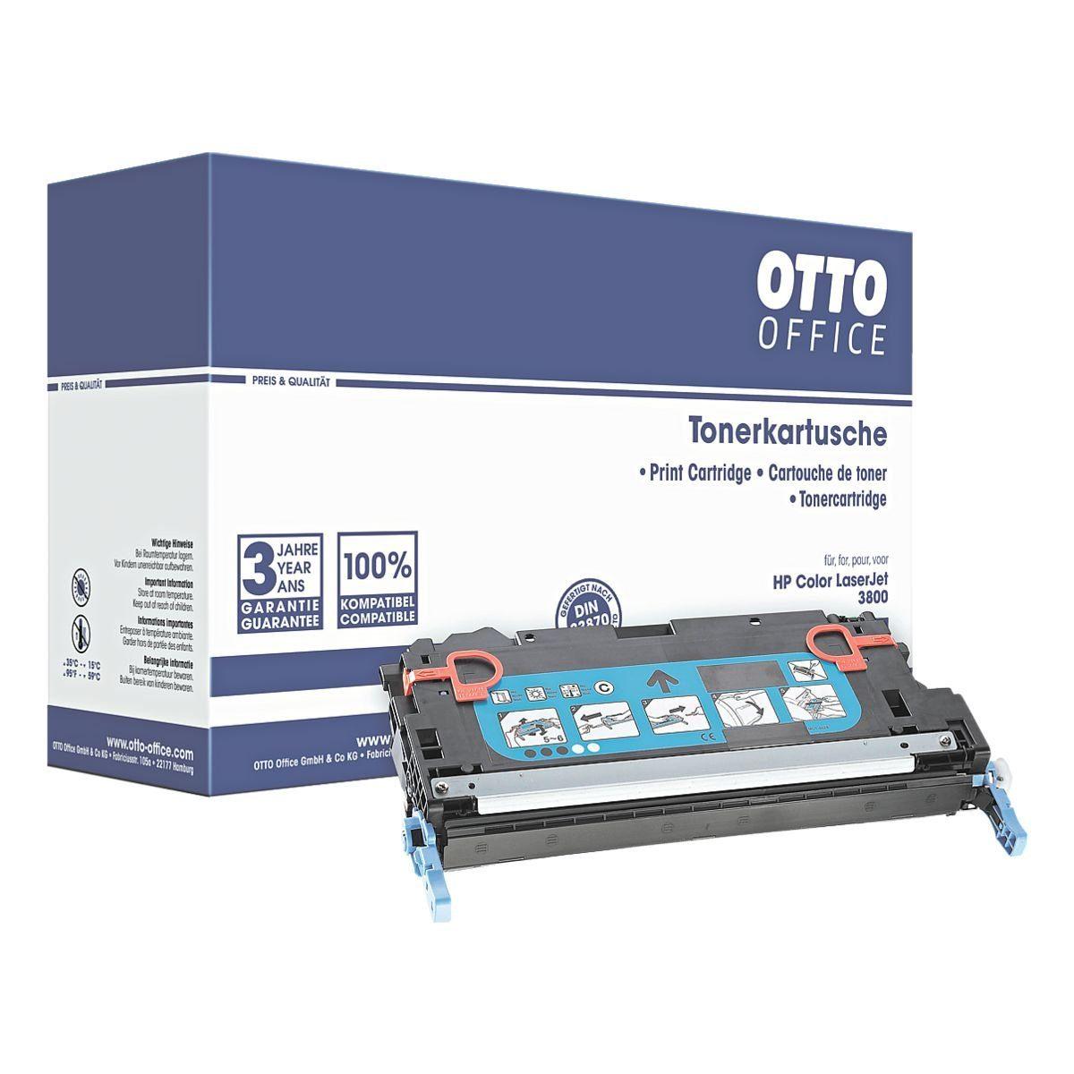 OTTO Office Standard Tonerpatrone ersetzt HP »Q7581A« Nr. 503A