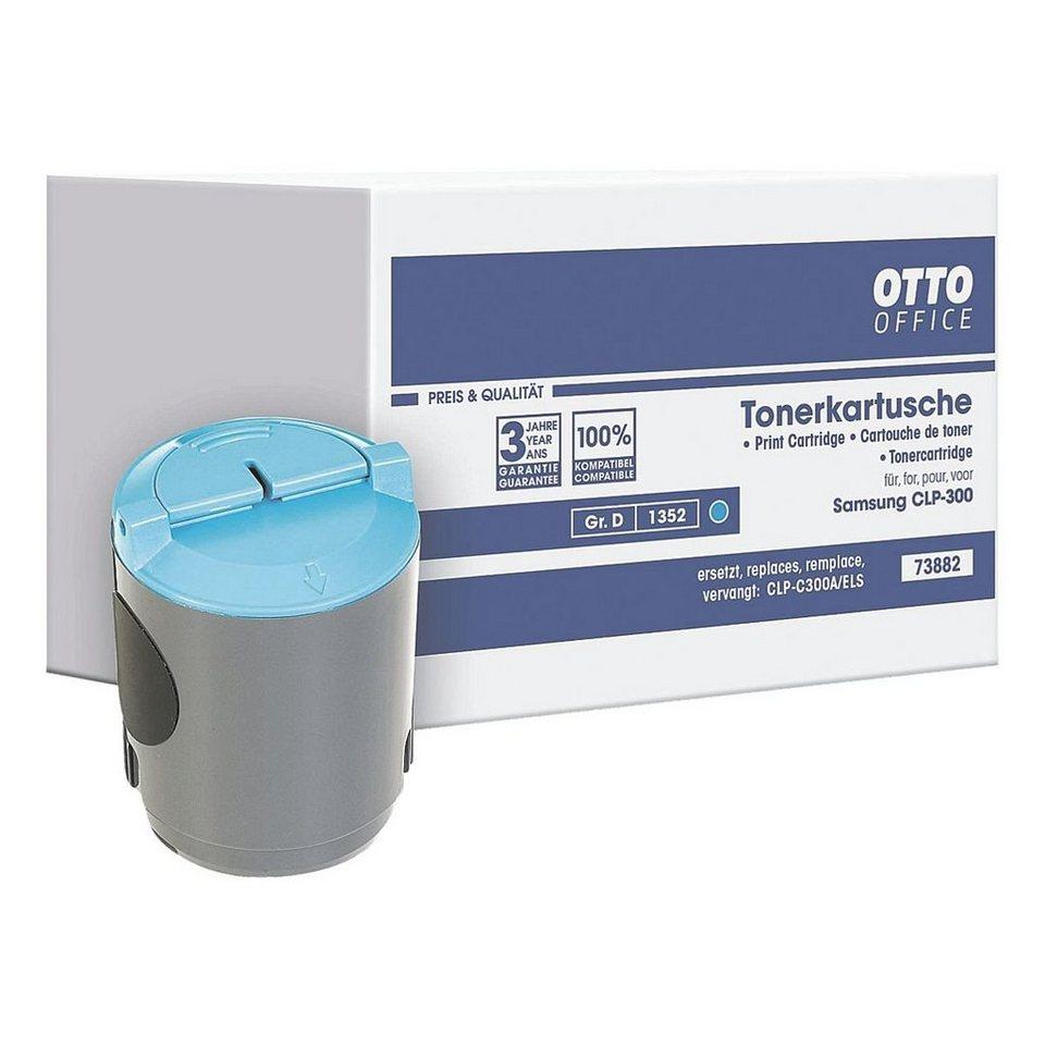 OTTO Office Standard Tonerpatrone ersetzt Samsung »CLP-C300A«