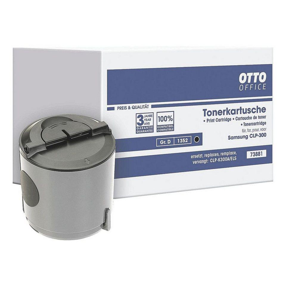 OTTO Office Standard Tonerpatrone ersetzt Samsung »CLP-K300A«