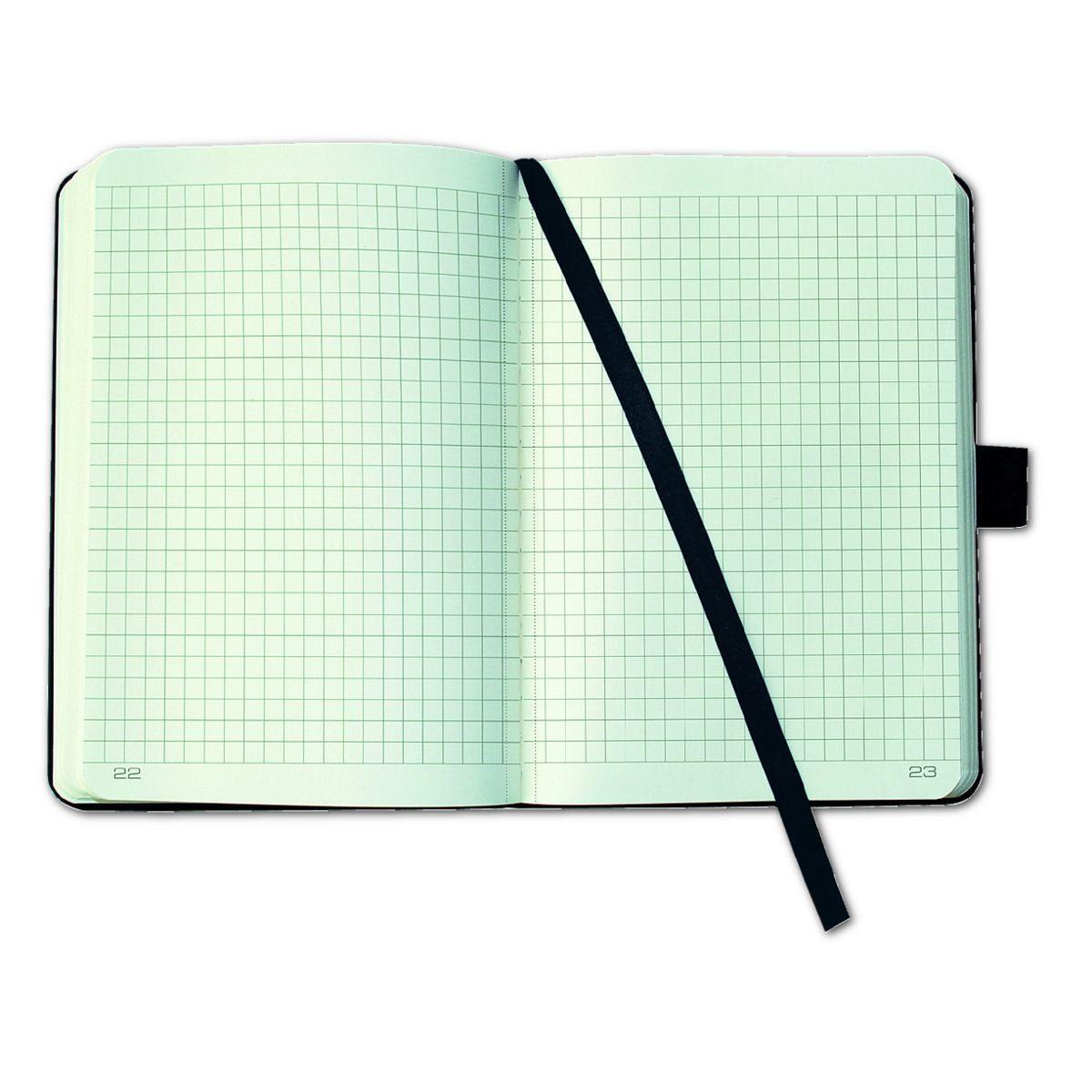 Sigel Notizbuch CO111 A4 kariert - 194 Seiten »Conceptum«
