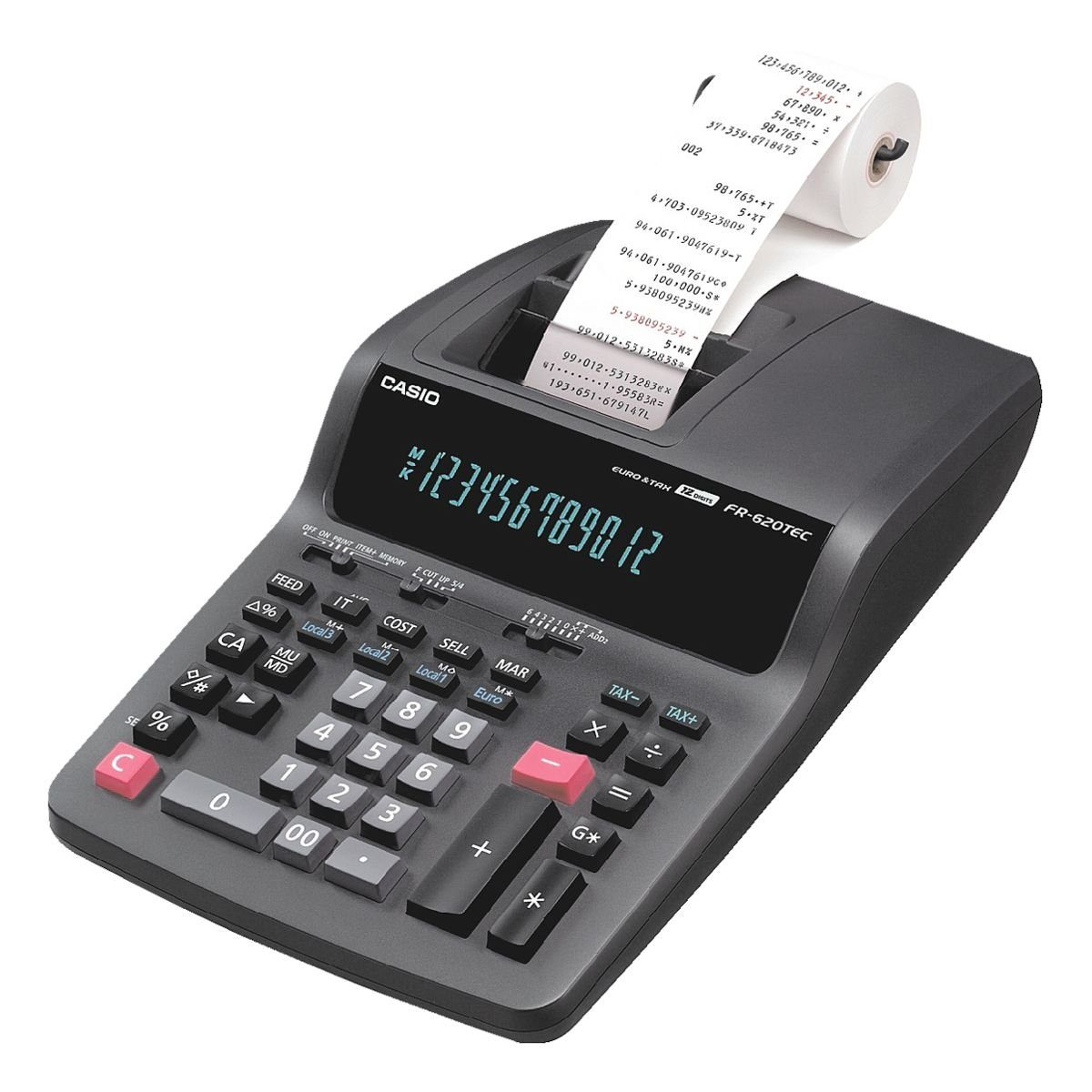 CASIO Druckender Tischrechner »FR-620TEC«
