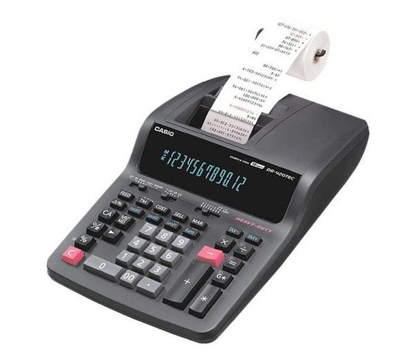 CASIO Druckender Tischrechner »DR-420TEC«