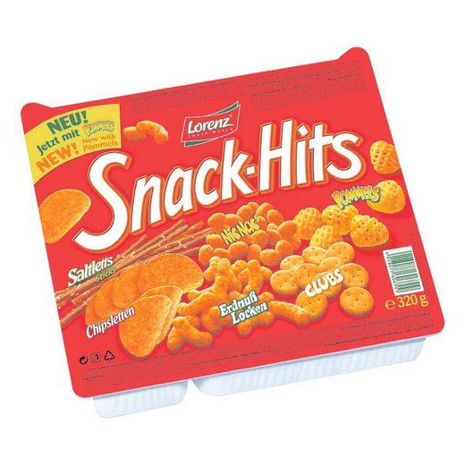Knabbermischung »Snack Hits«