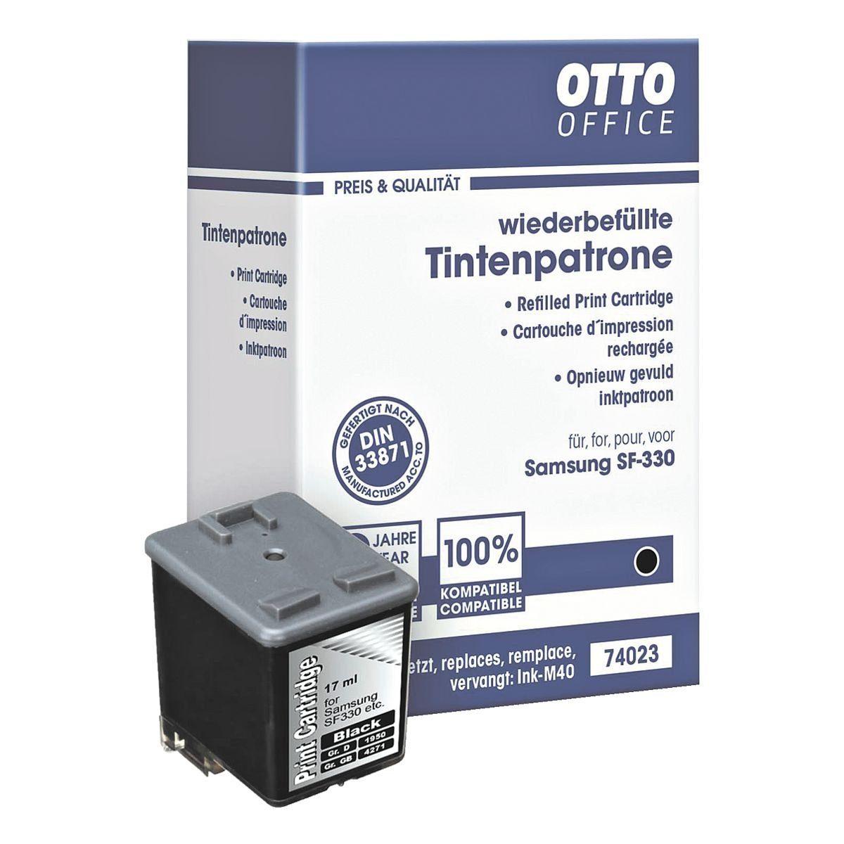 OTTO Office Standard Tintenpatrone ersetzt Samsung »Ink-M40«
