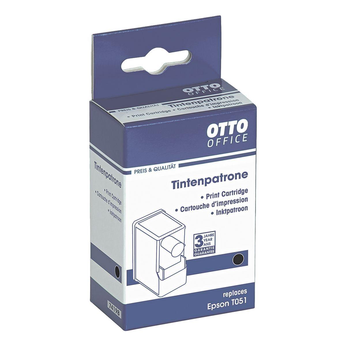 OTTO Office Standard Tintenpatrone ersetzt Epson »T0511«