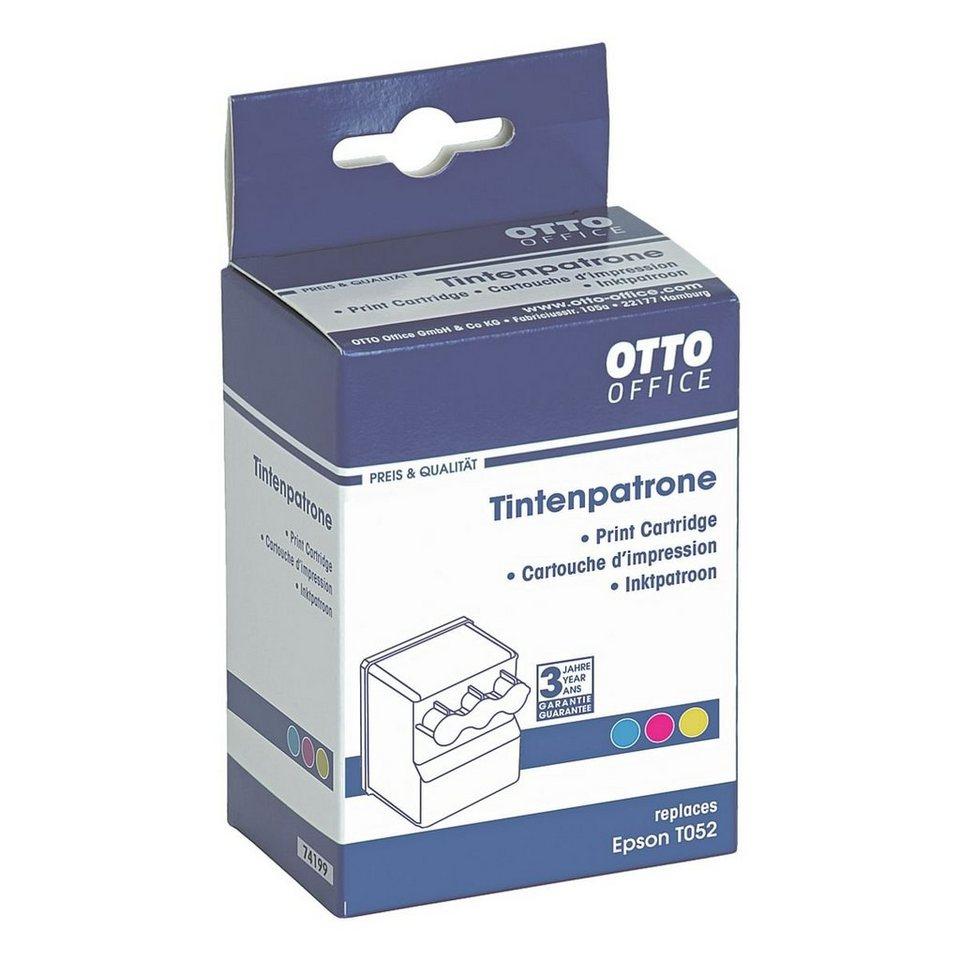 OTTO Office Standard Tintenpatronen-Set ersetzt Epson »T0520«