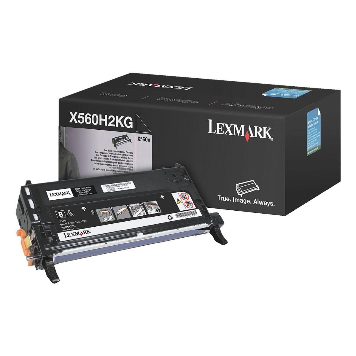 Lexmark Tonerkassette »X560H2KG« X560
