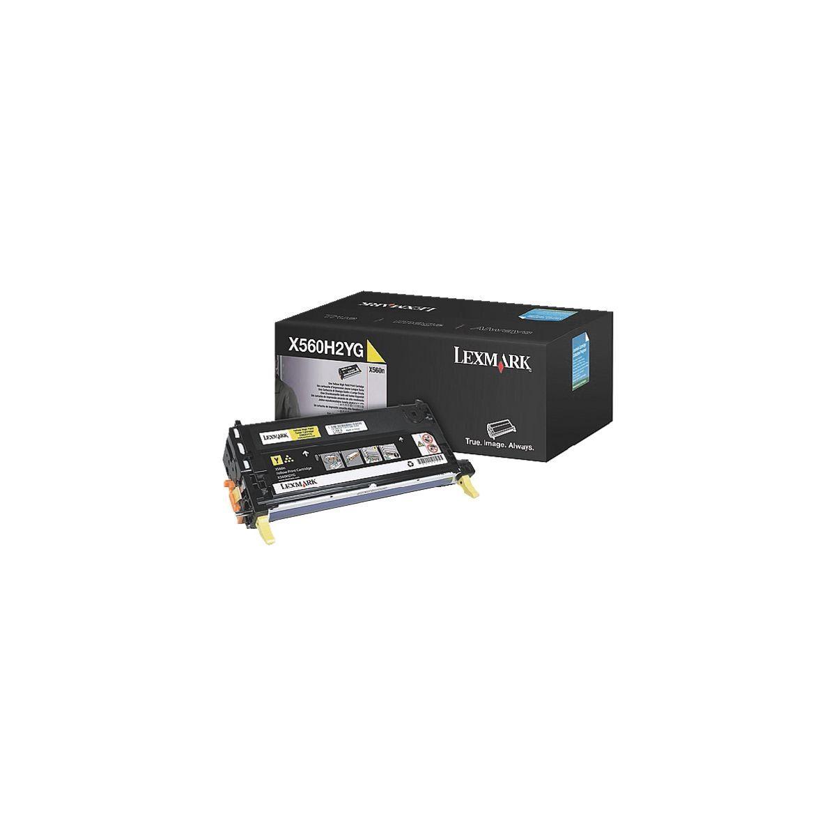 Lexmark Tonerkassette »X560H2YG« X560
