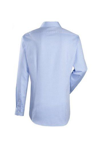 Fit« Slim Karo Langarm Britt Kent Fit Businesshemd kragen »slim Jacques aWPtvn7qn