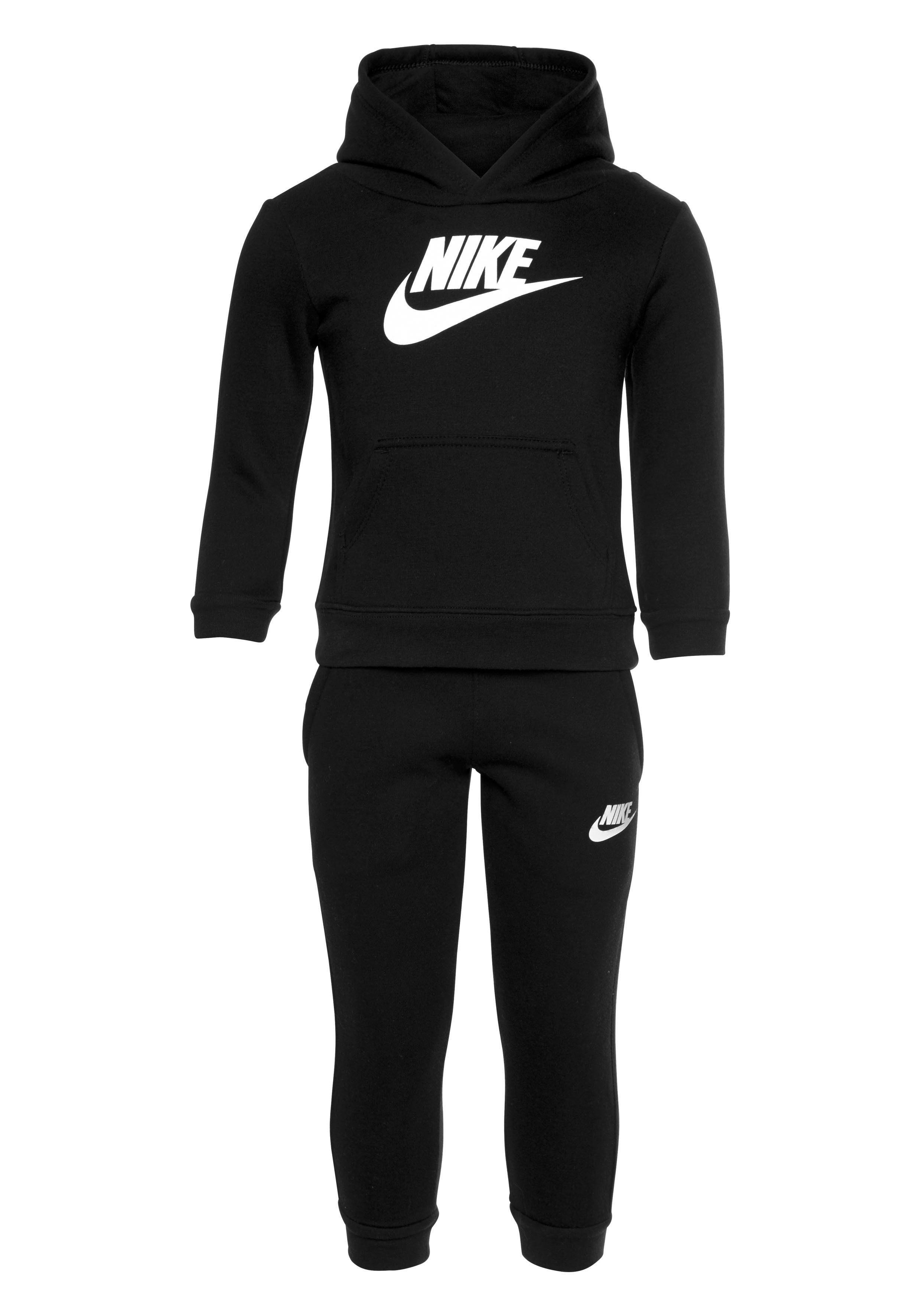 Nike Sportswear Jogginganzug »NIKE SPORTSWEAR CLUB FLEECE PO HOODIE PANT SET« (Set, 2 tlg) online kaufen | OTTO