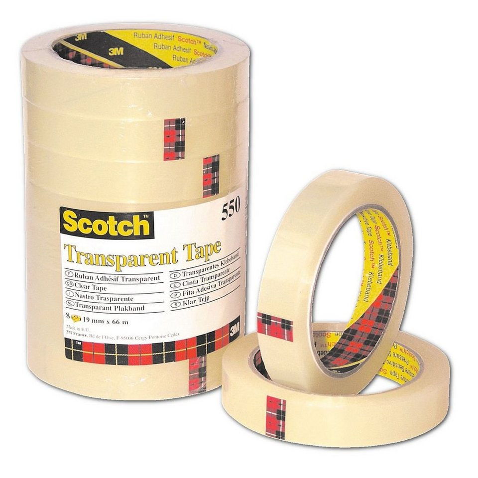 Scotch Klebeband-Set »550«
