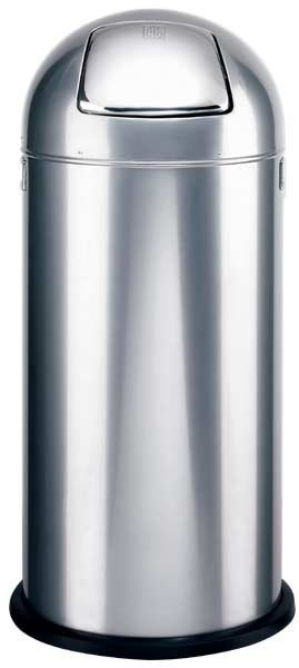 alco abfallsammler 20 liter mit push klappe kaufen otto. Black Bedroom Furniture Sets. Home Design Ideas