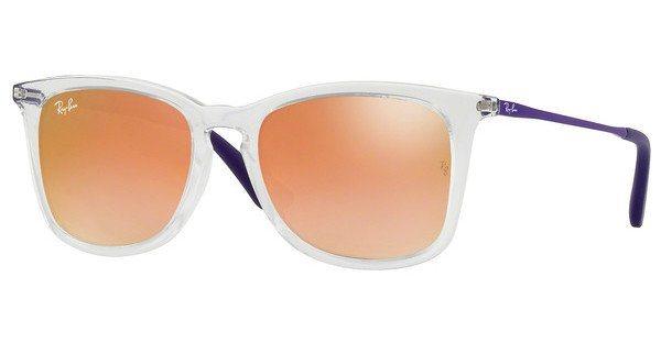 neue auswahl am besten authentisch Gedanken an Ray-Ban Junior Kinder Sonnenbrille »RJ9063S« | OTTO