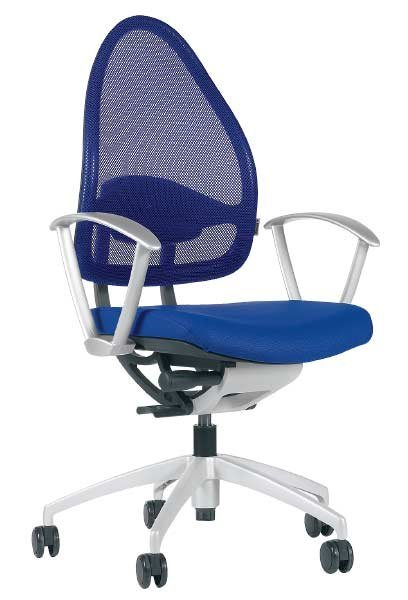 Topstar Bürostuhl »Open Base« ohne Armlehnen in blau