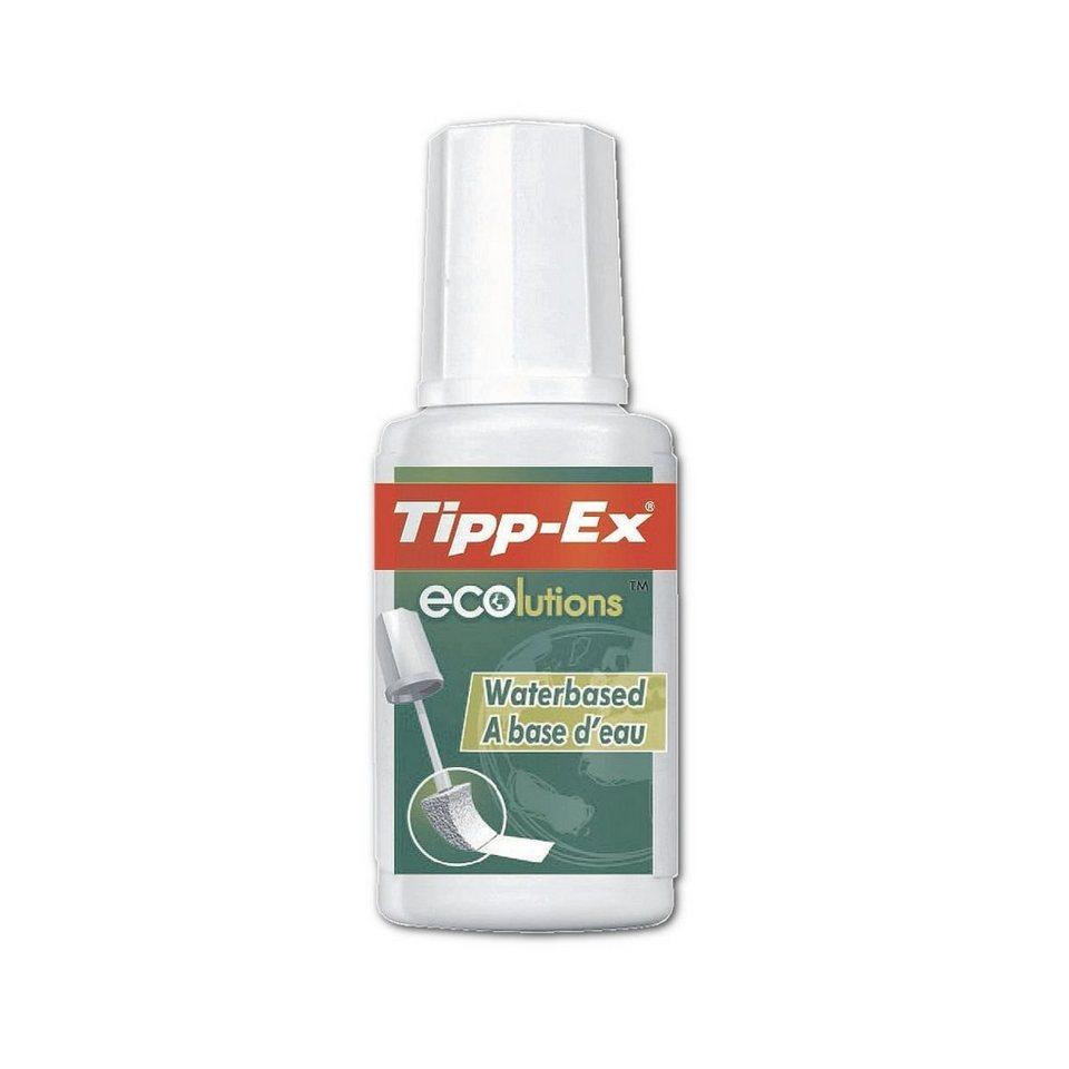 Tipp-Ex Korrekturfluid »Ecolution«