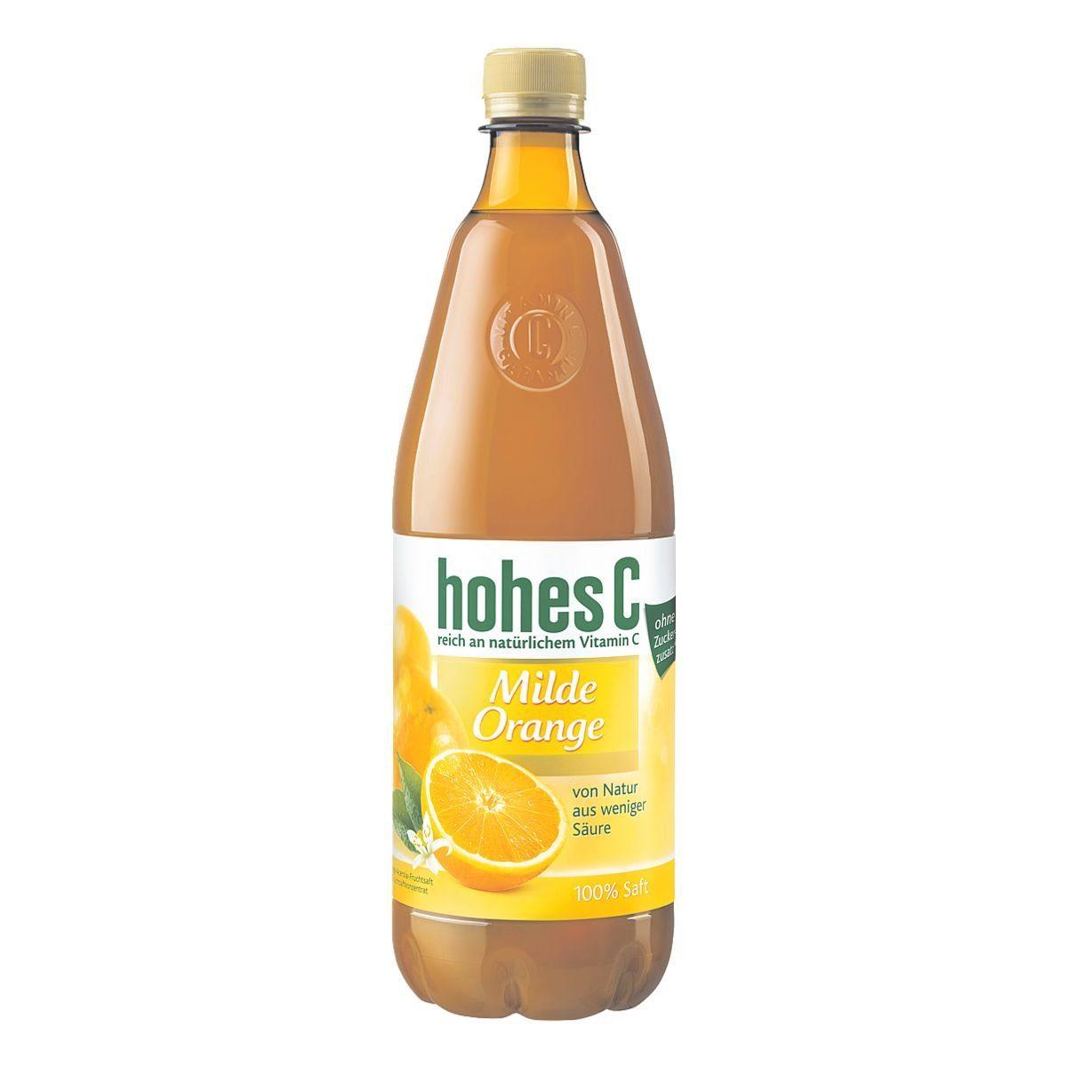 HOHES C Orangensaft »Milde Orange«