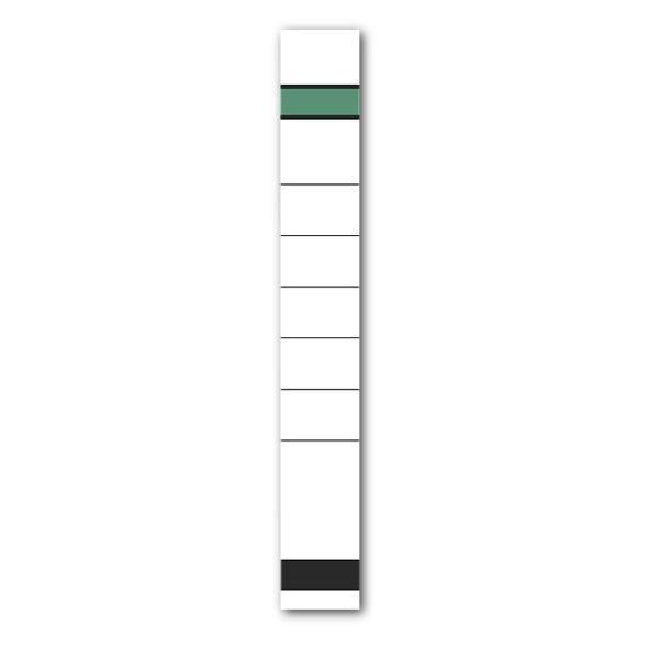 OTTO Office Standard Selbstklebende Ordnerrücken-Etiketten in weiß