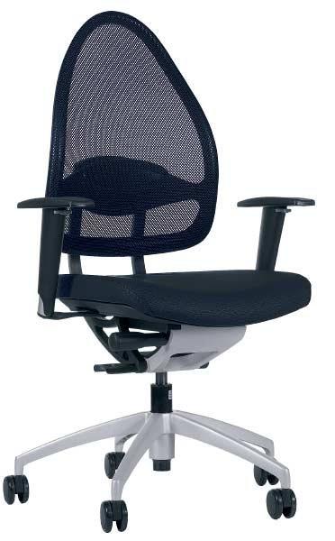 Topstar Bürostuhl »Open Base« ohne Armlehnen in schwarz