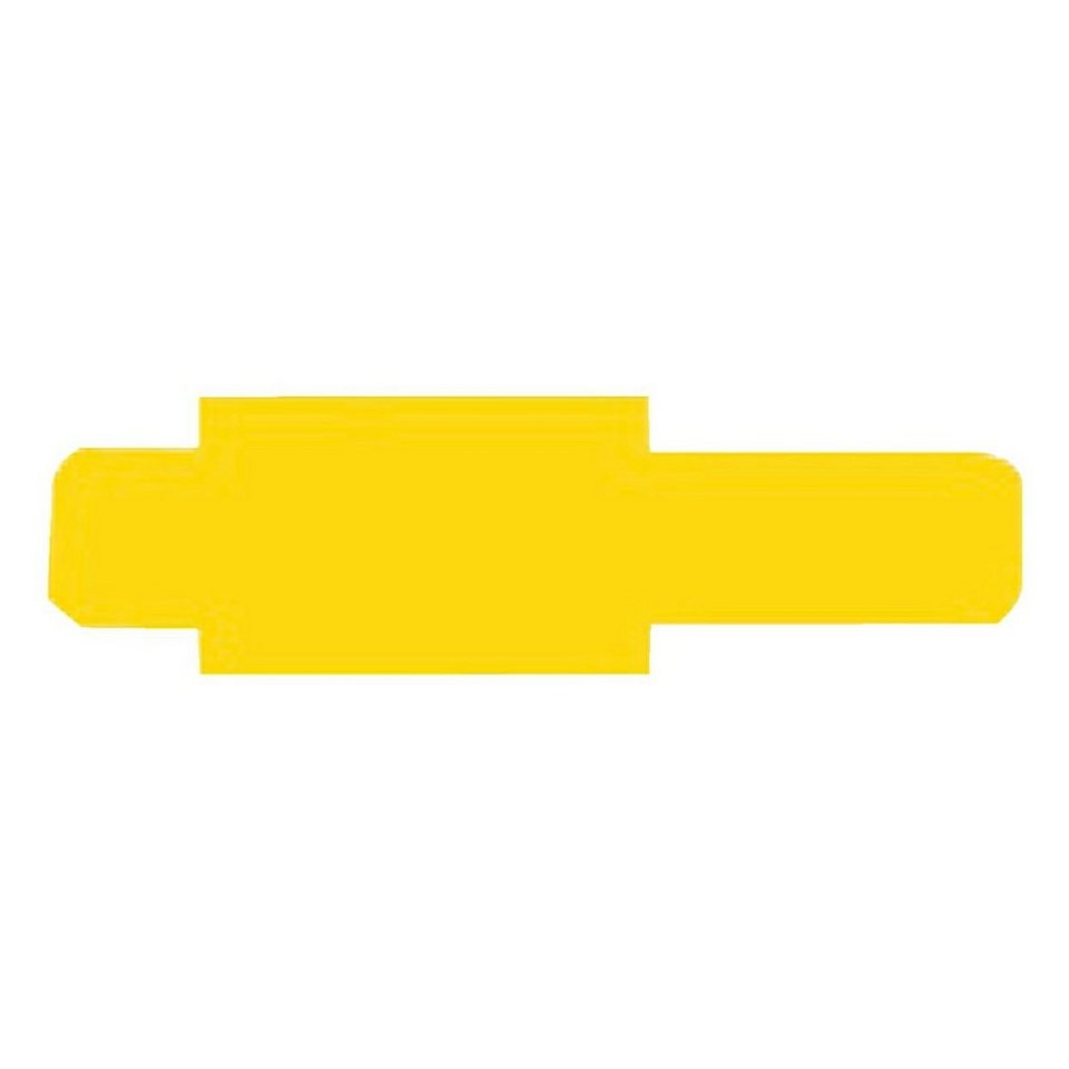 Leitz Stecksignale in gelb