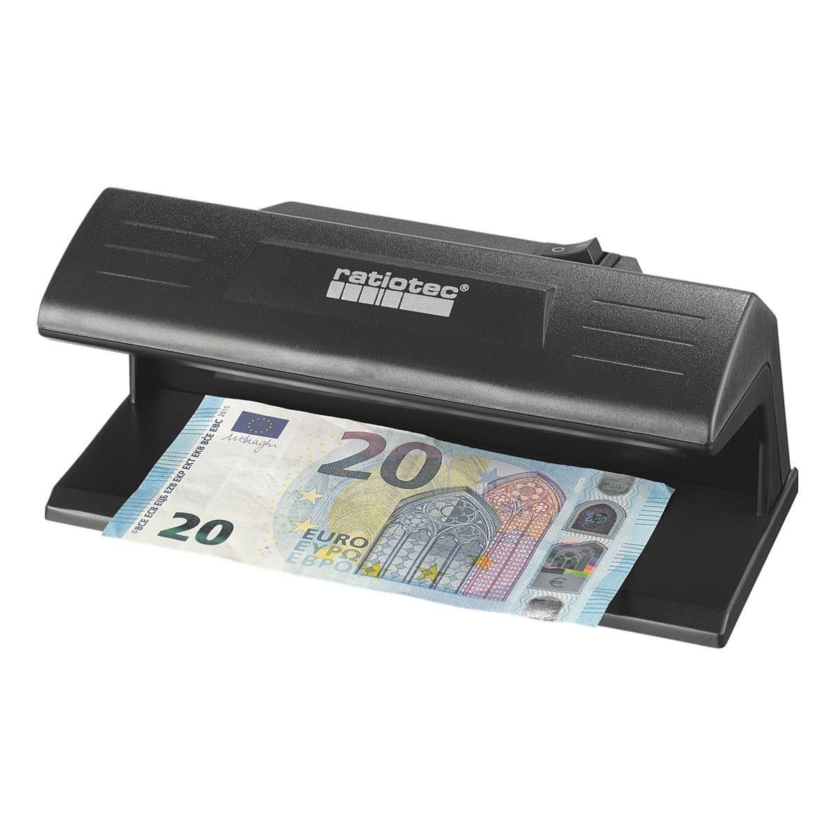 ratiotec Banknotenprüfgerät »Soldi 120«