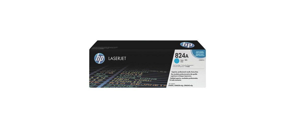 HP Druckkassette »HP CB381A« 824A